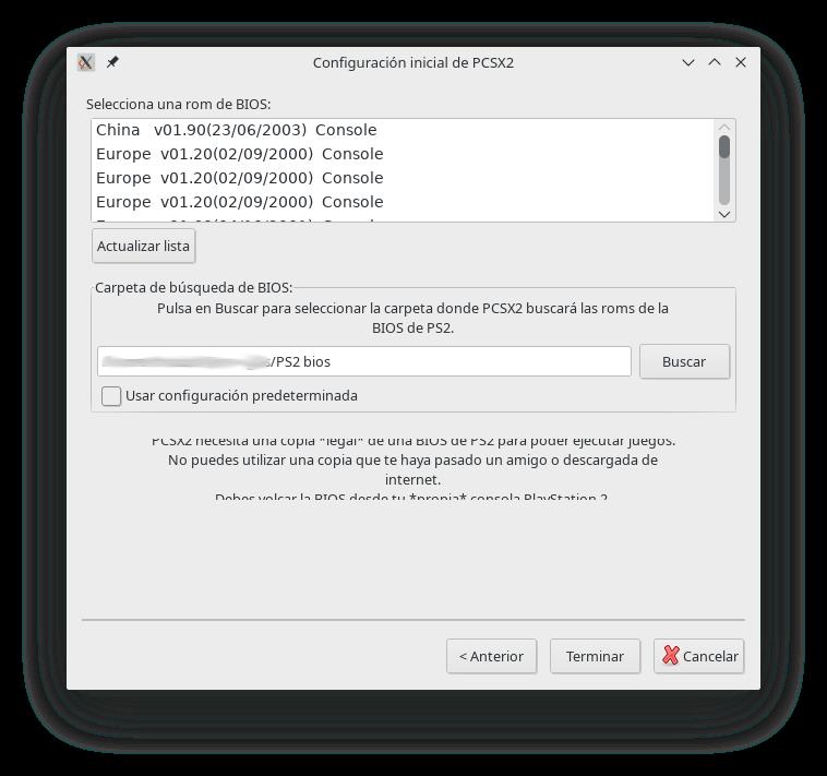 Emular PlayStation 2 en Manjaro con PCSX2 – El Sótano en la Red
